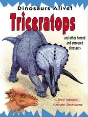 Cover of: Tricerratops and Other Horned and Armored Dinosaurs (Dinosaurs Alive!) | Jinny Johnson
