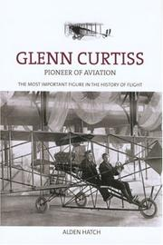 Cover of: Glenn Curtiss