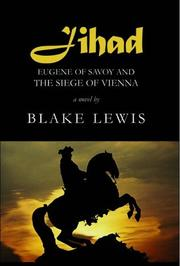 Cover of: Jihad | Blake Lewis