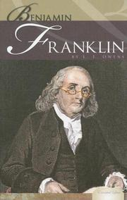 Cover of: Benjamin Franklin (Essential Lives) | L. L. Owens
