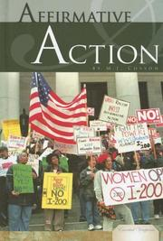 Cover of: Affirmative Action (Essential Viewpoints)