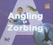 Cover of: Angling to zorbing