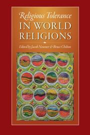 Cover of: Religious Tolerance in World Religions |