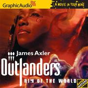 Cover of: Rim of the World | James Axler