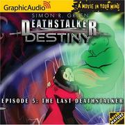 Cover of: Deathstalker Destiny # 5 - The Last Deathstalker (Deathstalker Destiny)