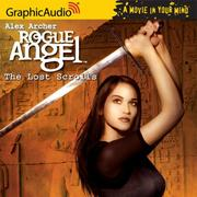Cover of: Rogue Angel # 6 - The Lost Scrolls (Rogue Angel)