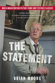 Cover of: The Statement (William Abrahams Book)