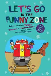 Cover of: Let's Go in the Funny Zone (The Funny Zone) | Gary Chmielewski