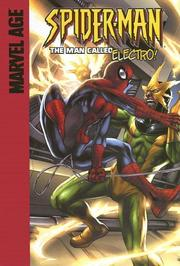 Cover of: Man Called Electro! (Spider-Man) | Todd Dezago