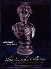 Cover of: Heritage Auction Galleries