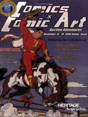 Cover of: Heritage Comics and Comic Art Auction Adventures #822 | Various