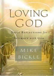 Cover of: Loving God