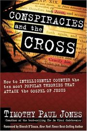 Cover of: Conspiracies and the Cross | Timothy Paul Jones