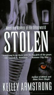Cover of: Stolen (Women of the Otherworld, Book 2)