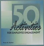 Cover of: 50 Activities for Employee Engagement