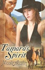 Cover of: Tamara's Spirit