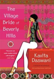Cover of: The Village Bride of Beverly Hills | Kavita Daswani