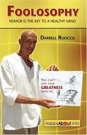 Cover of: Foolosophy | Darrell Ruocco