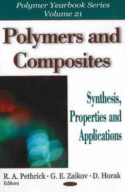 Cover of: Polymers and Composites |
