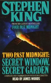 Cover of: Secret Window, Secret Garden by Stephen King