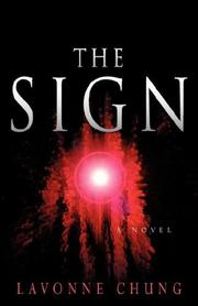 Cover of: The Sign | LaVonne Chung