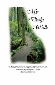 Cover of: My Daily Walk | Hans, A Nikoley