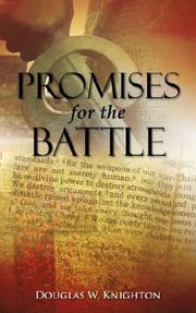 Cover of: Promises for the Battle