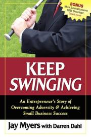 Cover of: Keep Swinging | Jay Myers
