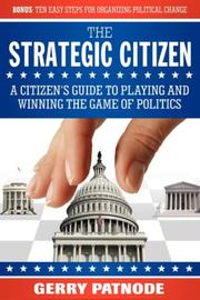 Cover of: Strategic Citizen | Gerry Patnode