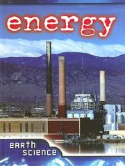 Cover of: Energy (Earth Science) | Tim Clifford