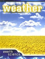 Cover of: Weather (Let's Explore Science)