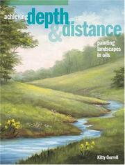 Cover of: Achieving Depth & Distance | Kitty Gorrell