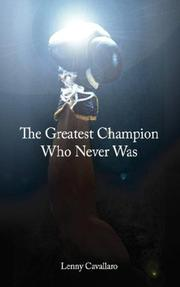Cover of: The Greatest Champion Who Never Was