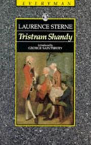 Cover of: Tristram Shandy
