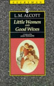 Cover of: Little Women and Good Wives