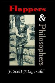 Cover of: Flappers and Philosophers | F. Scott Fitzgerald