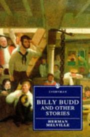 Cover of: Billy Budd, Sailor and Other Stories
