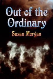 Cover of: OUT OF THE ORDINARY