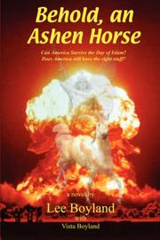 Cover of: Behold, an Ashen Horse