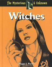 Cover of: Witches (The Mysterious & Unknown)