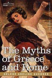 Cover of: The Myths of Greece and Rome