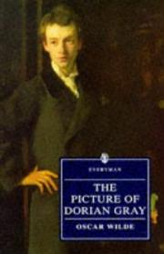 Cover of: The Picture of Dorian Gray | Oscar Wilde