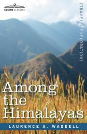 Cover of: Among the Himalayas | Laurence Austine Waddell