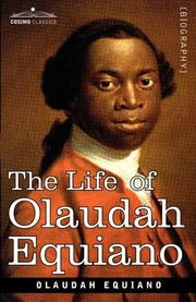 Cover of: The Life of Olaudah Equiano