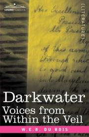 Cover of: DARKWATER