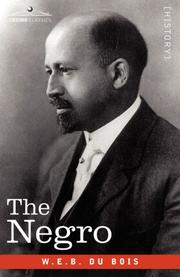 Cover of: The Negro