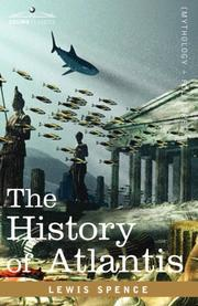 Cover of: History of Atlantis