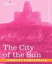Cover of: The City of the Sun