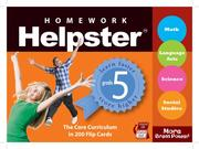 Cover of: Homework Helpster Grade 5 |