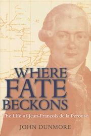 Cover of: Where fate beckons